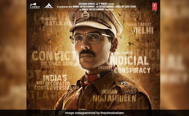 Batla House: John Abraham Shares Film's Teaser. Reveals The Trailer's Release Date
