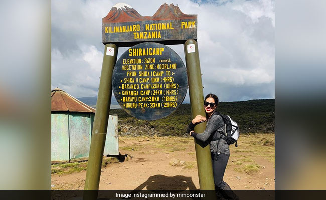 Taarak Mehta Ka Ooltah Chashmah Actress Munmun Dutta Abandoned Kilimanjaro Climb After She 'Almost Fainted'