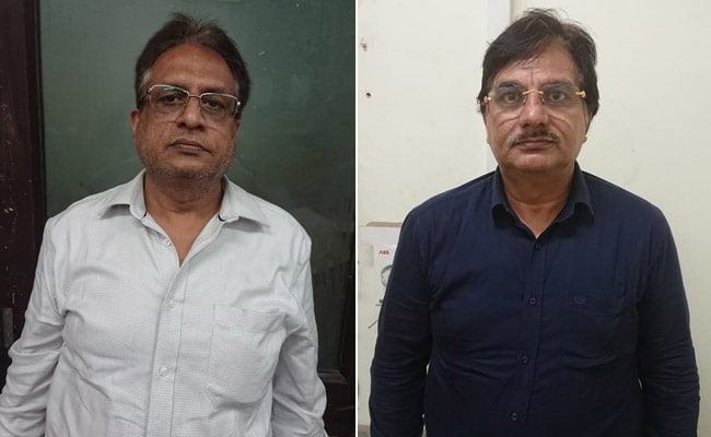 आम्रपाली ग्रुप के दो शीर्ष अधिकारी गिरफ्तार, फर्जी कंपनियां बनाई थीं