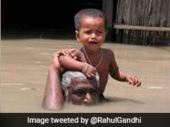 बिहार और असम में बाढ़ का सितम अभी भी जारी, मरने वालों की संख्या 209 पहुंची
