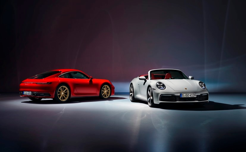 The 2019 Porsche 911 Carrera Coupe and Cabriolet are powered by 3.0-litre, six-cylinder boxer engine