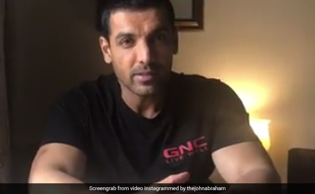John Abraham Criticizes Maharashtra Government For Cutting Trees: 'It Is Ridiculous'