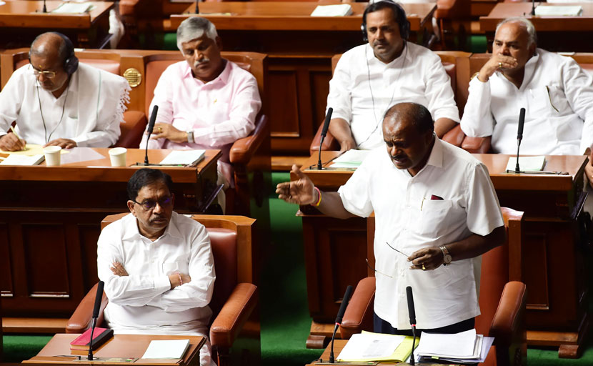 Karnataka Crisis Live Updates: Fate Of Coalition Government To Be Clear Today