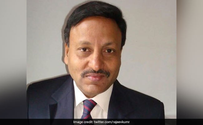 Rajiv Kumar Appointed As New Finance Secretary After Subash Chandra Garg's Exit