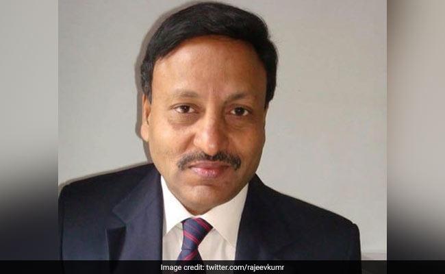 पूर्व वित्त सचिव राजीव कुमार बनाए गए चुनाव आयुक्त, अशोक लवासा की जगह लेंगे