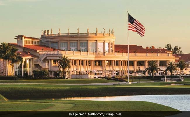 Trump Resort to Hold Strip Club's Golf Tournament
