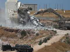 Israel Begins Demolition Of Palestinian Homes In Jerusalem
