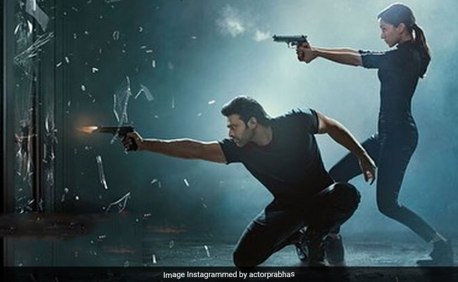 Saaho: Prabhas And Shraddha Kapoor Look Fierce In The New Poster