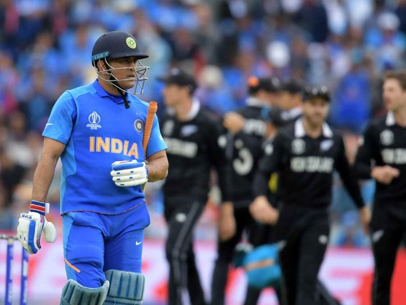 India vs New Zealand Semi Final: Billion Dreams End, India Exit World Cup After Losing To New Zealand In Semis   Cricket News