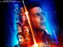 <i>Mission Mangal</i> Poster: Akshay Kumar And His 'Underdogs' Are Set For Their Mission