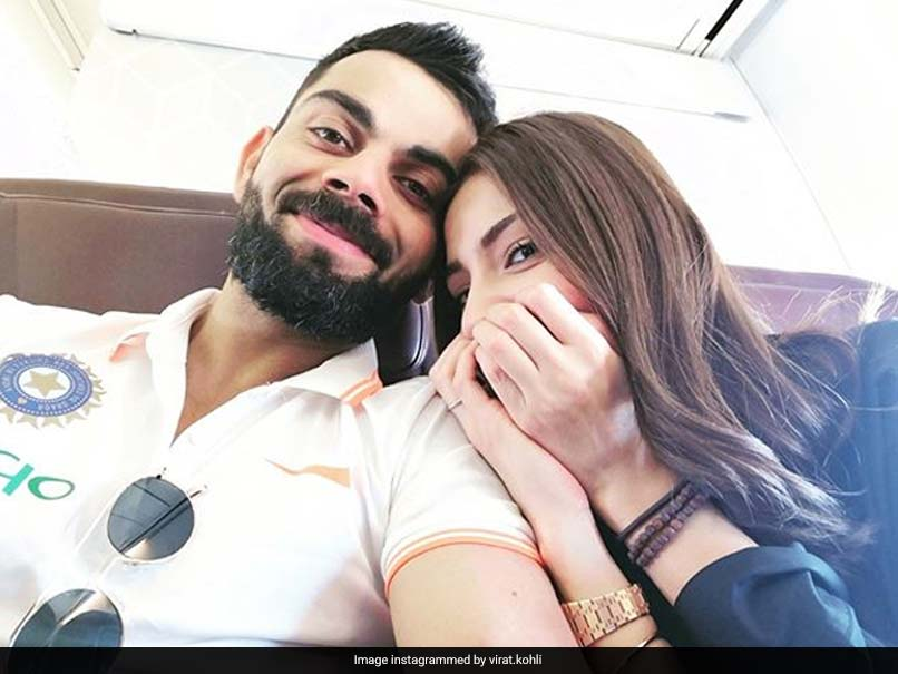The Star Couple Of Indian Cricket Virat Kohli And Anushka Sharma Return Home, Watch