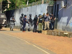 57 Killed, Several Beheaded In Clash Between Rival Gangs In Brazil Prison