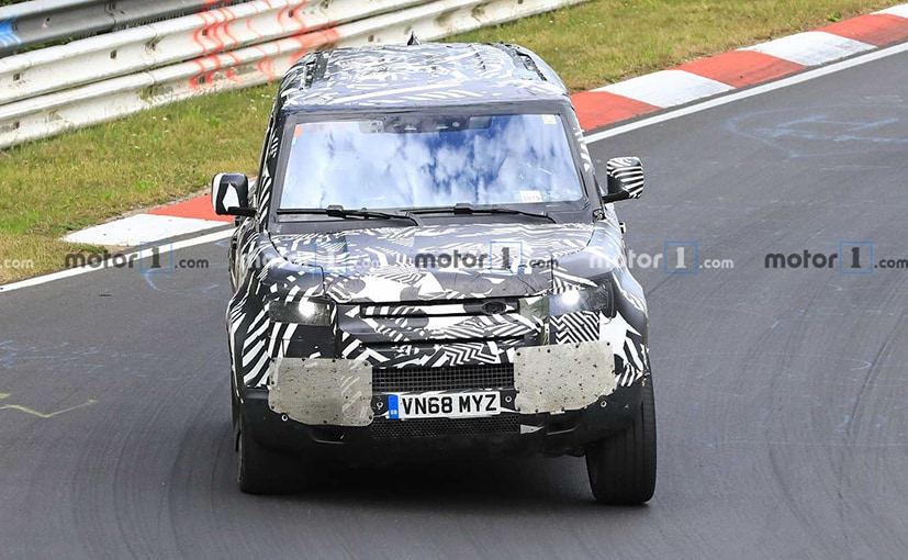 The 2020 Land Rover is expected to launch in three iterations.