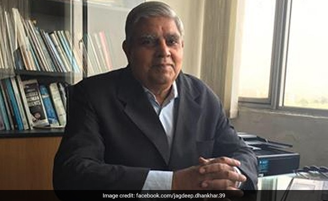 'Neither Rubber-Stamp Nor Post Office': Governor Dhankar To Bengal Government