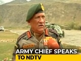 Video : MS Dhoni Will Be Protecting A Lot Of People, Says Army Chief
