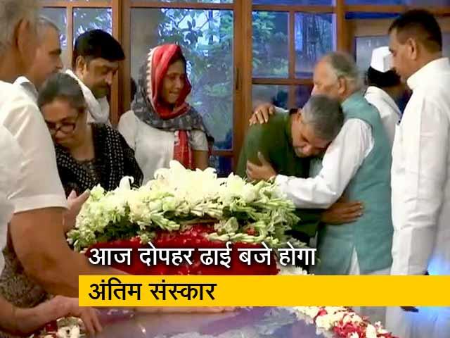 Videos : अंतिम दर्शन के लिए कांग्रेस मुख्यालय में रखा जाएगा शीला दीक्षित का शव