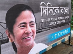 "Mamata Banerjee Unveils ""One Call Away"" Outreach Scheme To Check BJP Tide"