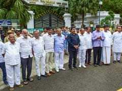 Resignations On Hold, 5 More Karnataka Rebels Approach Top Court