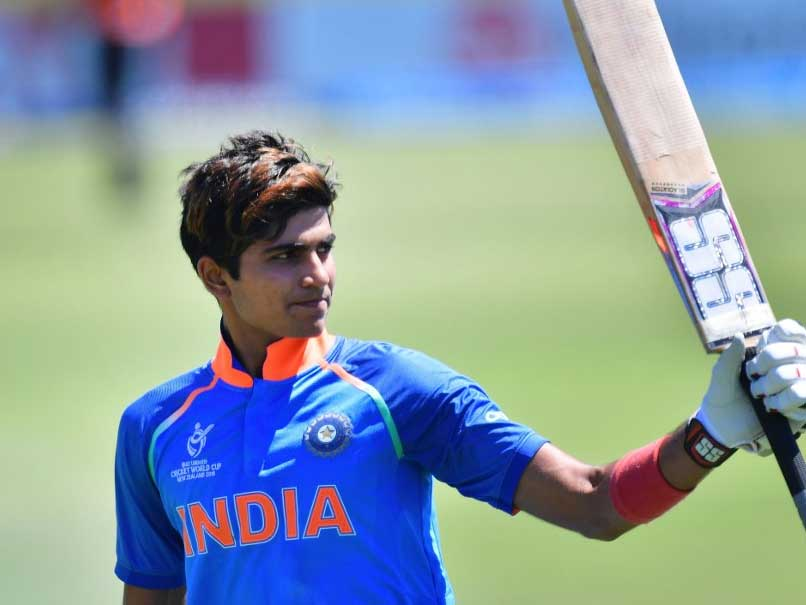 Will keep performing to impress selectors: Shubman Gill