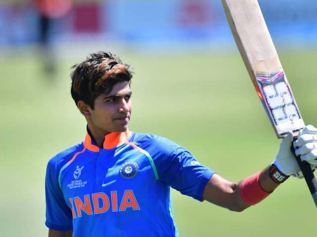 Sourav Ganguly Is Surprised By The Exclusion Of Shubman Gill, Rahane From The Indian ODI Squad