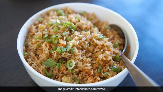 Watch: How To Make Vegetable Masala Rice In Pressure Cooker (Recipe Video)