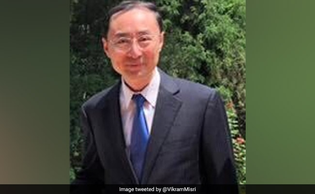 In Apparent Reference To PoK, China's New Envoy Appeals To India: Report