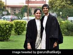 """Personal Win"": Lawyers Who Fought Against Section 377 Come Out As Couple"
