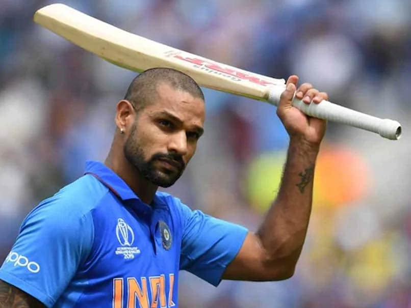 "Shikhar Dhawan ""Working On Reflexes"" Ahead Of The West Indies Tour - Watch"