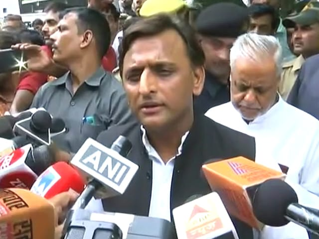 Yogi Adityanath Has Created Crime-Friendly Environment In UP: Akhilesh Yadav