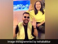 नेहा कक्कड़ ने क्यूट अंदाज में गाया 'सॉरी सॉन्ग', वायरल हुआ Video