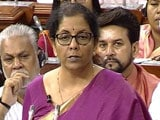 Video : Nirmala Sitharaman Announces Dedicated Television Channel For Start-ups