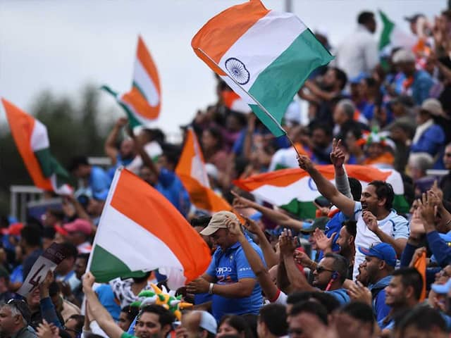 World Cup 2019: Lords May Witness A Sea Of Blue As Indians Set To Fill Stands