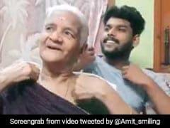 'कोलावेरी डी...' पर दादी-पोते का धमाल, TikTok का ये सुपर क्यूट वीडियो हुआ वायरल