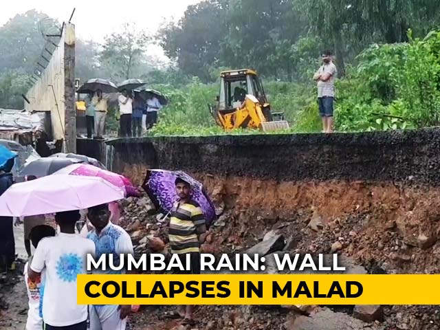 Video : 19 Dead In Rain Chaos In Mumbai, Nearby Areas