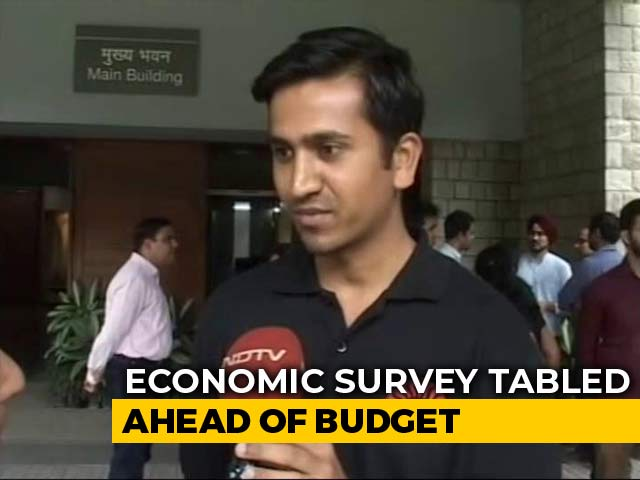 Video : IIM Bangalore Students On Budget Expectations