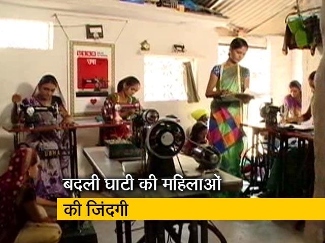 Videos : NDTV-उषा कुशलता के कदम सीजन-4: घाटी की महिलाओं के लिए बड़ा बदलाव