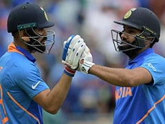 World Cup 2019: Rohit Sharma Is The Best One-Day Player In The World, Says Virat Kohli