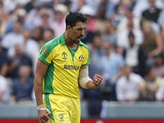 World Cup Semi-Final: Mitchell Starc Breaks Glenn McGrath