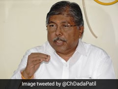 """Blood And Hindutva"" Of BJP, Shiv Sena Common: Chandrakant Patil"