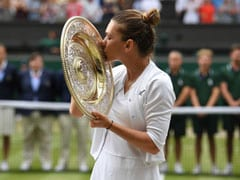 Wimbledon: Simona Halep To Receive Romania