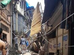 Four-Storey Building Collapses In Mumbai's Dongri, 40-50 Feared Trapped
