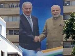 इजराइल में PM नेतन्याहू के चुनाव प्रचार का अनोखा तरीका, वोटरों को रिझाने के लिए लगाए पीएम मोदी के बैनर