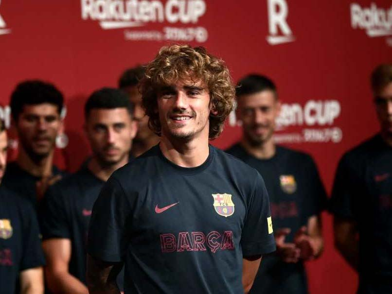 Antoine Griezmann Says Heart With Barcelona After Ugly Atletico Madrid Exit