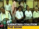 "Video: Karnataka Coalition Fights To Survive, Rebels At ""Unknown"" Mumbai Hotel"