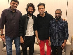 Karan Johar Paid Rs 6 Crore For The Hindi Remake Rights Of <I>Dear Comrade</I>: Report