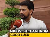 Wishes From Parliament For Virat Kohli & Co For World Cup Semi-Final