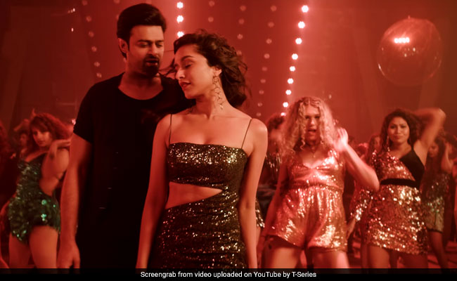 Saaho First Song