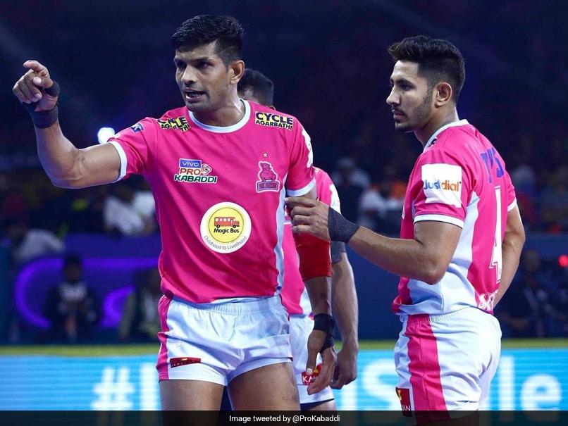 PKL 7: Jaipur Pink Panthers Hammer U Mumba, Haryana Steelers Defeat Puneri Paltan