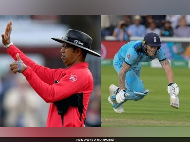 World Cup Final: ICC defends Umpire Kumar Dharmasena in overthrow controversy