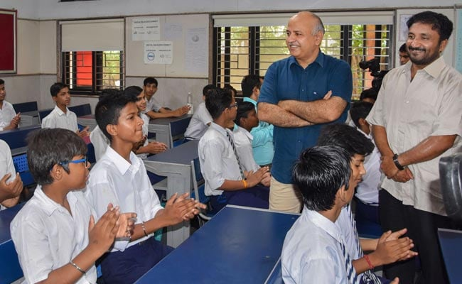 Delhi Government Plans Happiness Curriculum Certificate Course
